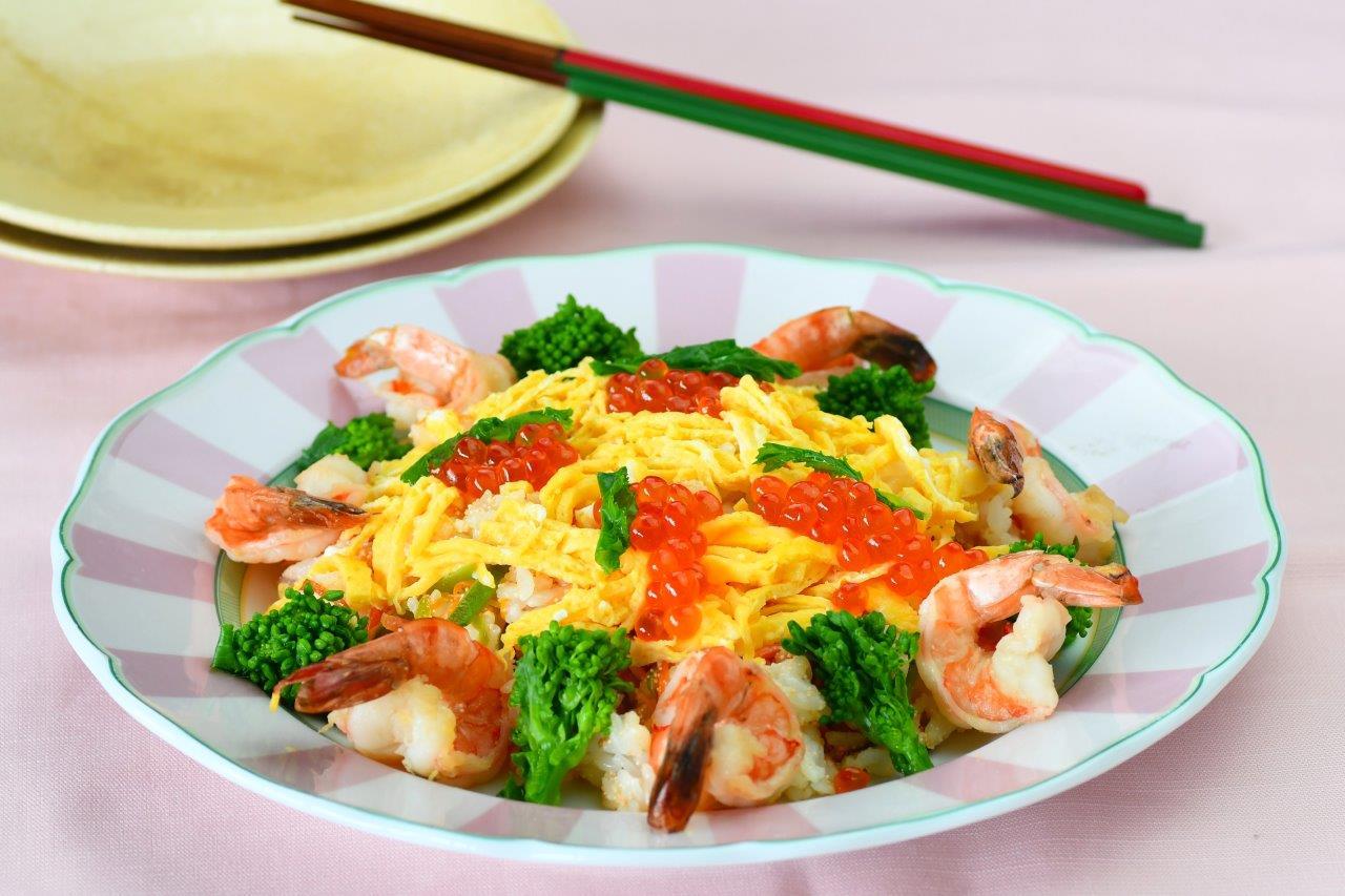 彩華やか明太寿司